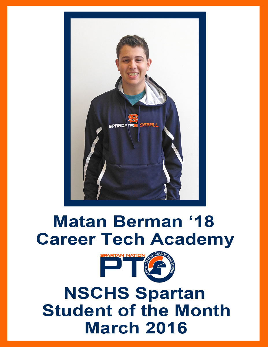 Berman SOTM March 2016