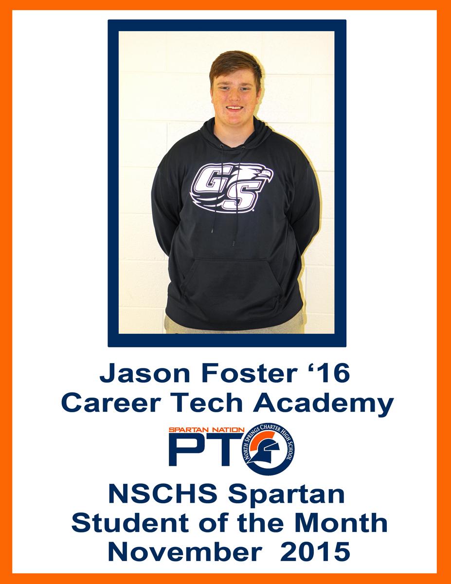 SOTM Nov 2015 - Foster - CTA